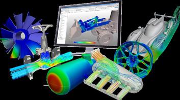 CAD/CAE Engineering image