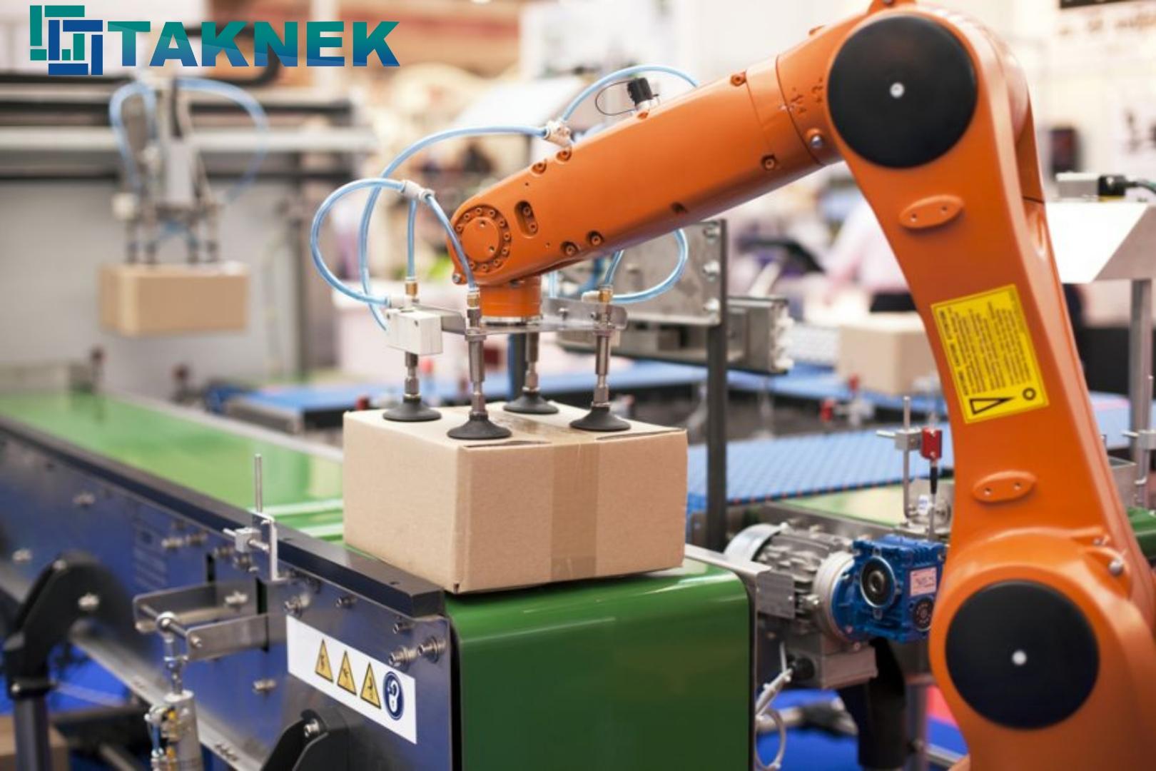 robot packaging